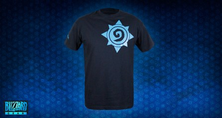 Hearthstone Blue Compass T-Shirt