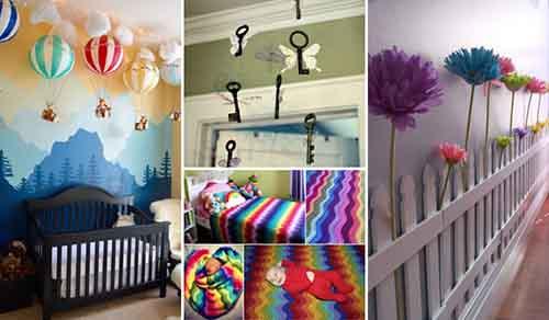22 Terrific Diy Ideas To Decorate A Baby Nursery  Lil Moo