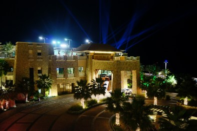 Snapshot of the hotel from the balcony1