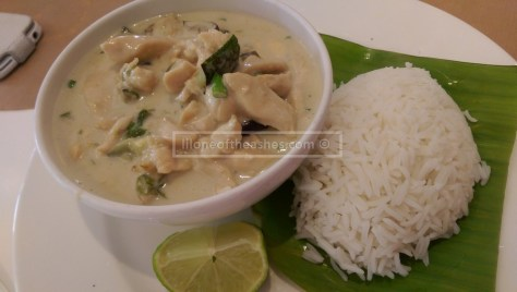 Green Thai Curry