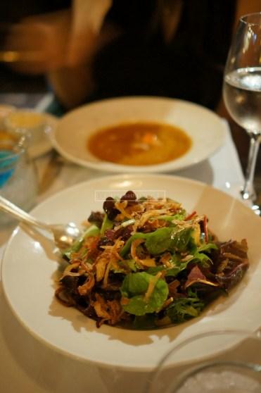JW's Steakhouse Salad ( AED 22 )