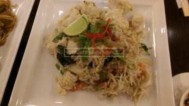 Bee Hoon Goreng Singapura ( Fried Mee Hoon, Singapore-Style)