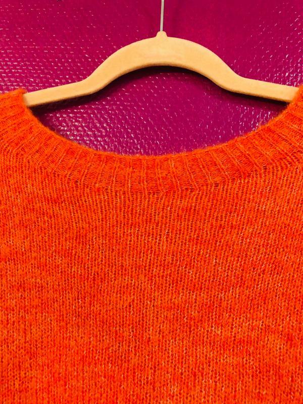 pull la fee orange 2