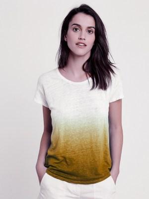 tee-shirt tefral sunflower hartford