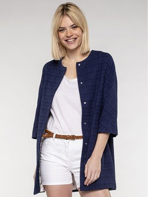 manteau barjols marine trench and coat