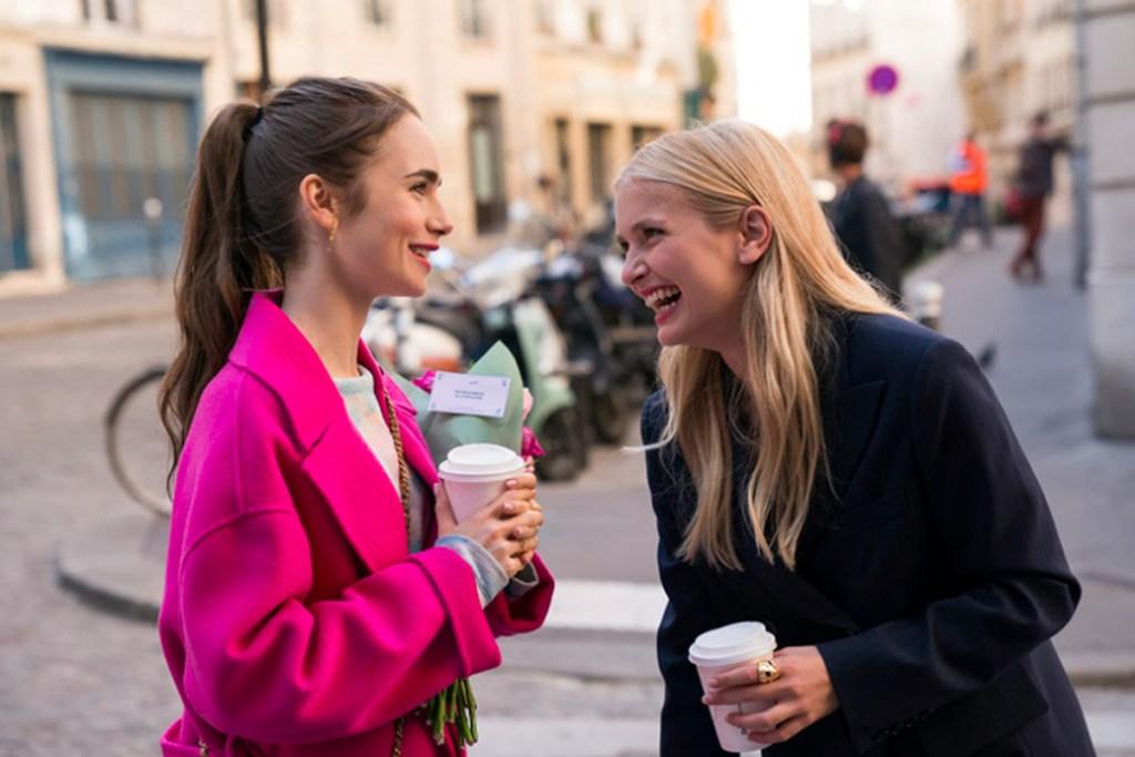Emily in Paris la nouvelle série de Netflix