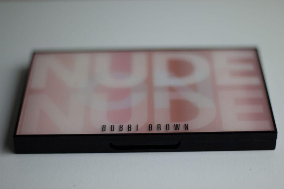 Palette Nude de chez Bobbi Brown