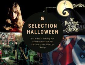 Sélection Halloween : les meilleurs films et séries sur Netflix, Prime Video et Disney+