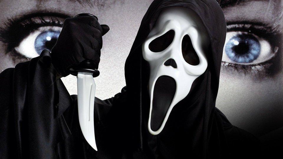 scream film saga Netflix