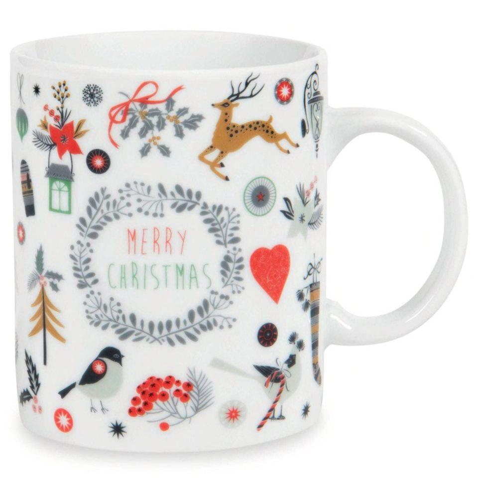 Mug Merry Christmas – MAISONS DU MONDE