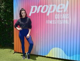 Lucy Hale workout & diet routine à découvrir sur le blog lilovia