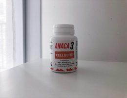 Anaca 3 Cellulite test et avis pendant quelques jours