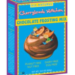 Cherrybrook Kitchen Brick Backsplash In Archives Lil S Dietary Shop Chocolate Frosting Mix