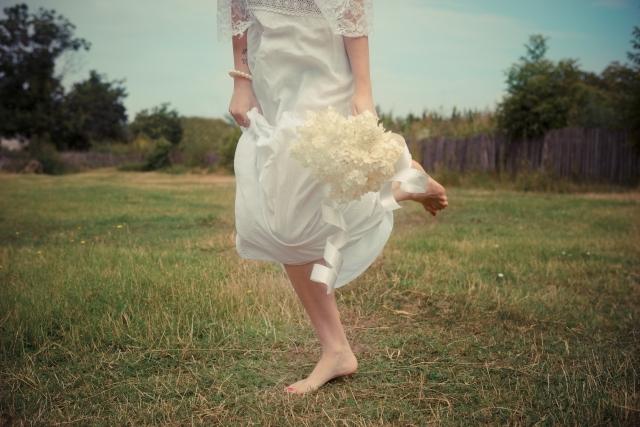 駆ける花嫁