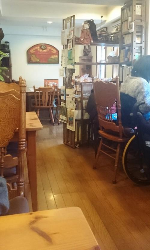 リリーのライダーズカフェ cafe manna