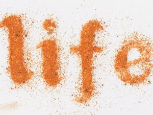 Make life spicier