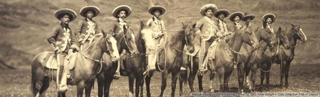 Mexican Vaqueros - Wild Bill's Wild West Show