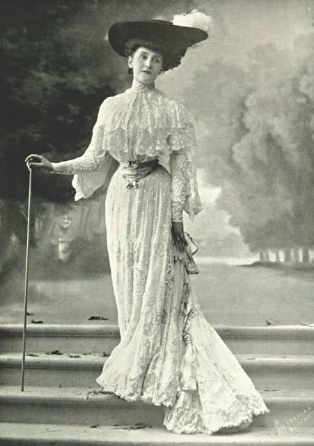 Redfern Afternoone Dress  1903