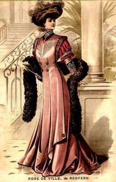 Redfern_Robe de Ville 1904