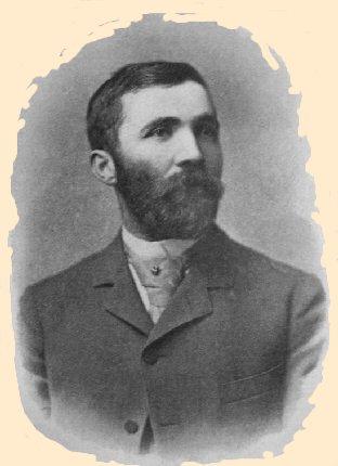 Jefferson Randolph Smith, November 2, 1860 – July 8, 1898.