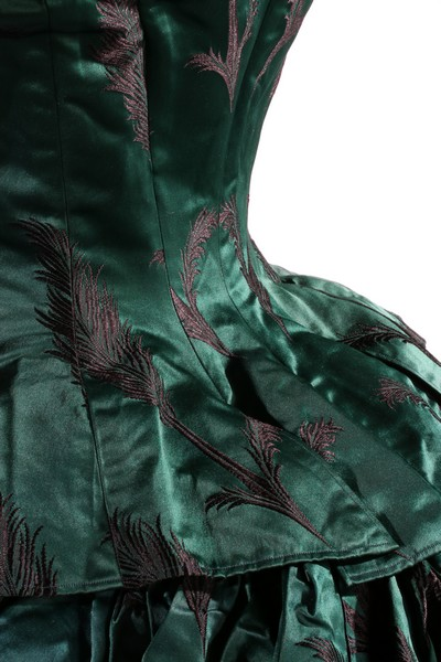 Worth_Green Dress10
