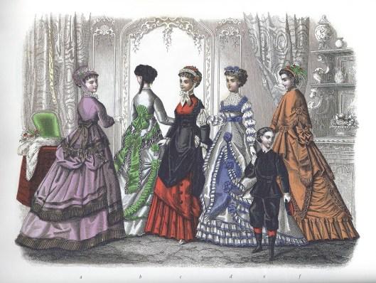 Godeys January 1869