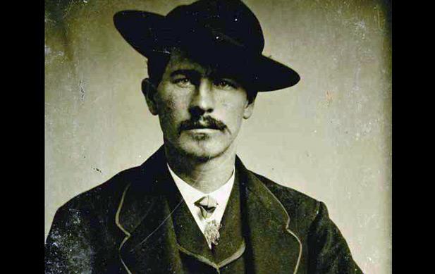 Wyatt Earp c. 1870