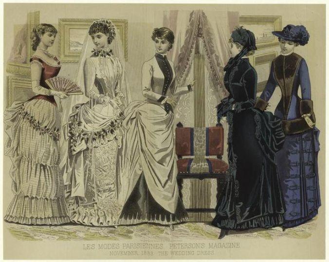Peterson's Magazine, November 1883