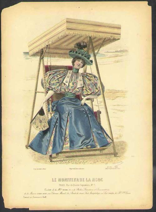 Le Moniteur de la Mode_Sept 1895
