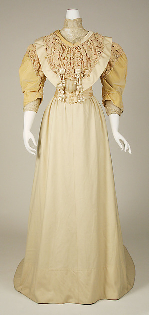 Paquin Day Dress - Front