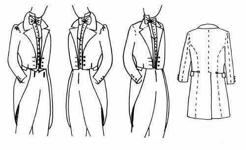 Dress Coat1