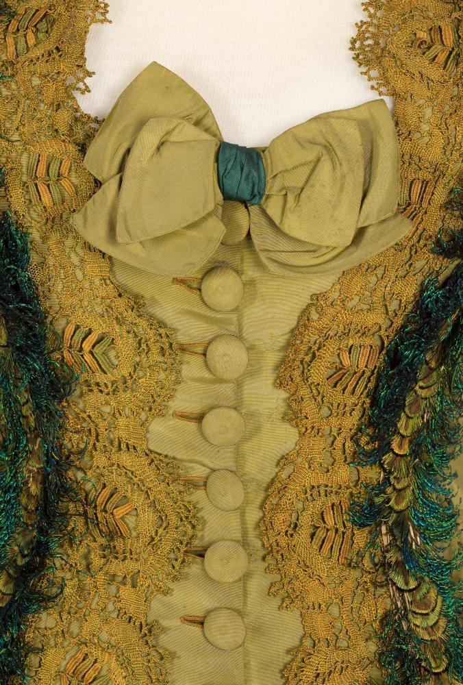 Day Dress 1870s