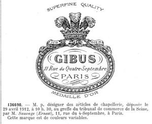 Gibus-Label