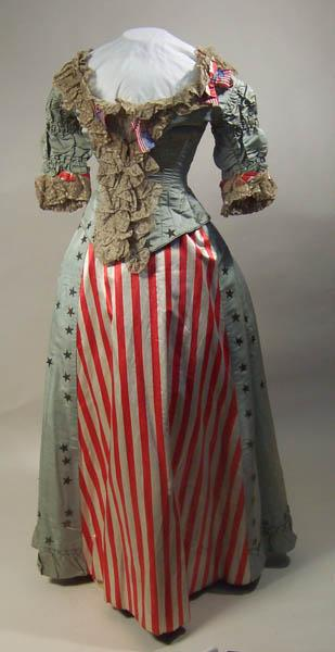 Reception Dress 1880 - 1882