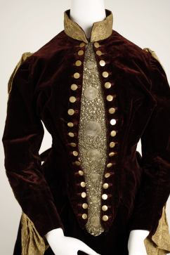 Close-Up Of Bodice