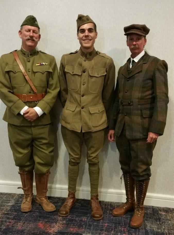 Adam Group 1918