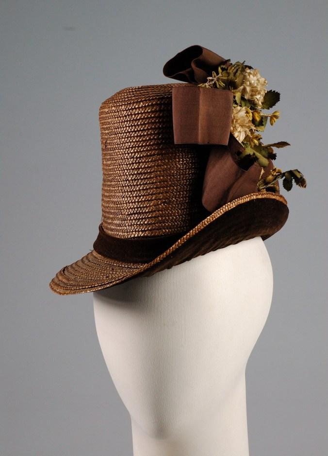 Hats 1880s