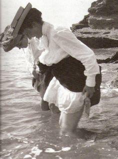 Beach 1890s