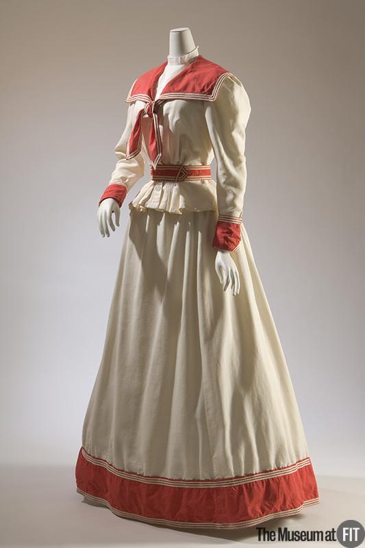 Day Dress 1895