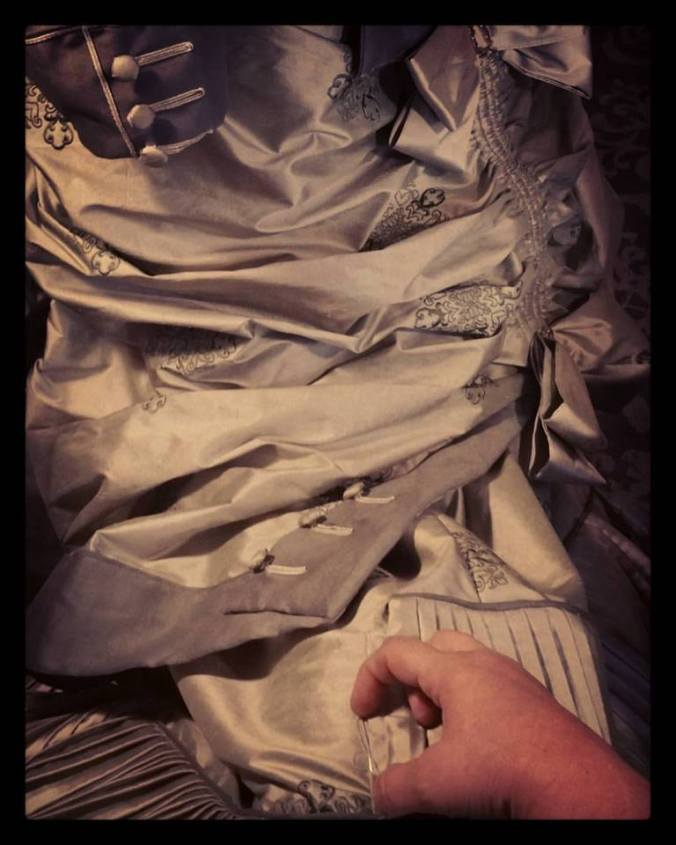 Strathern Ranch Dress
