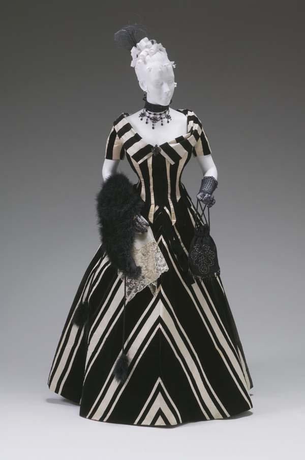Doucet Ballgown c. 1890s