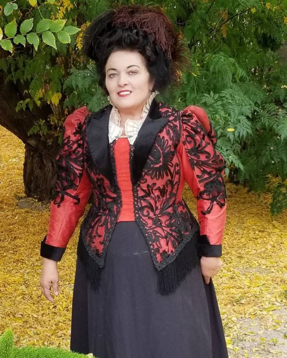 Karin Historic House Tour Tombstone 2017