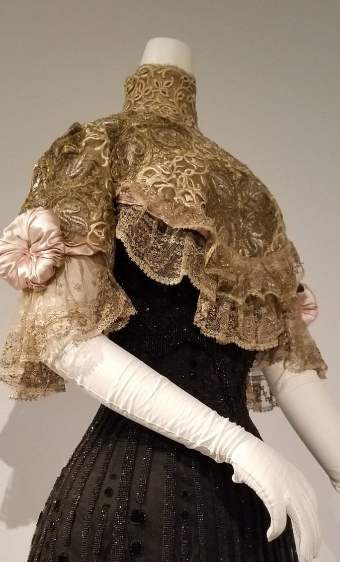 Dinner Gown Doucet c. 1899-1900