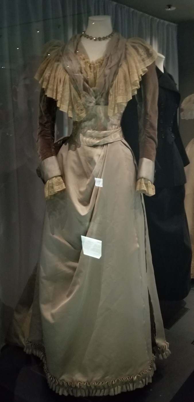 Fashion Museum Bath Day Dress c. 1890