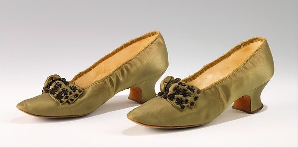 Worth 1893 Shoes