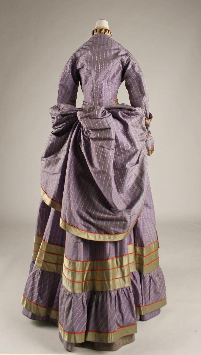 Daydress c. 1872 - 1875
