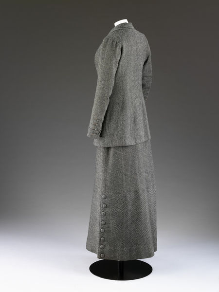 c. 1911 Walking Suit Redfern