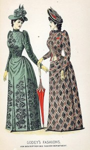 1890s style- day wear part 1