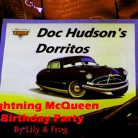 Lightning MCQueen Birthday Party Decorations & Printables