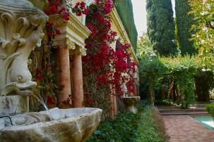 Villa Ephrussi de Rothschild Cap Ferrat Cote d'Azur France
